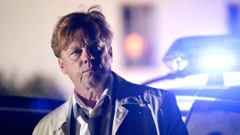 Kurt Wallander (Krister Henriksson) hat einen furchtbaren Verdacht.
