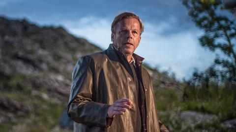 Wallander (Krister Henriksson) wird in letzter Zeit immer vergesslicher.