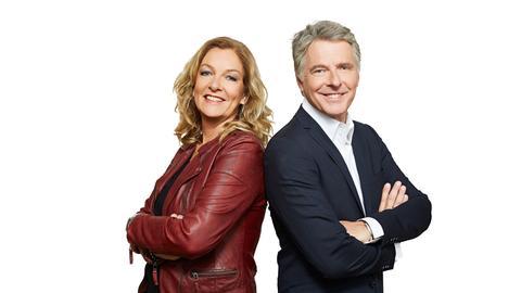 Bettina Tietjen und Jörg Pilawa moderieren die NDR Talk Show.