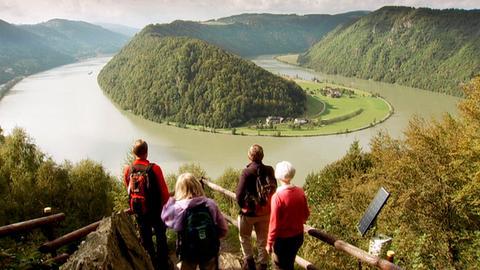 Schönes Österreich: Paradiese an der Donau