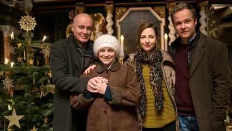Paul (Hans Zischler), Clara (Katharina Thalbach), Rita (Katharina Schüttler) und Georg (Matthias Koeberlin).
