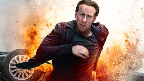 Voll in Action: Der ehemalige Meisterdieb Will Montgomery (Nicolas Cage) jagt den Entführer seiner Tochter.