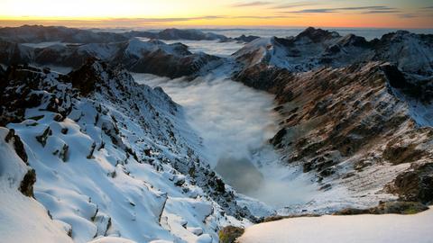 Die Tatra – eine Insel in der Zeit. Nach der letzten Eiszeit zogen sich kälteliebende Arten hierher zurück.