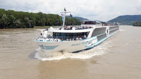 Verrückt nach Fluss Donaukreuzfahrt