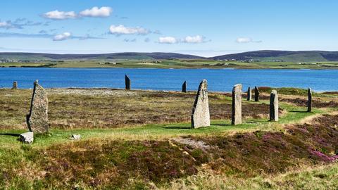 Steinkreis von Orkney