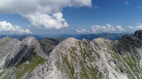 Klettersteig Mindelheimer : Der mindelheimer klettersteig youtube