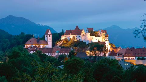 Die Romantische Straße - Deutschlands berühmteste Ferienroute