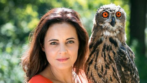 Tierärztin Dr. Susanne Mertens (Elisabeth Lanz).