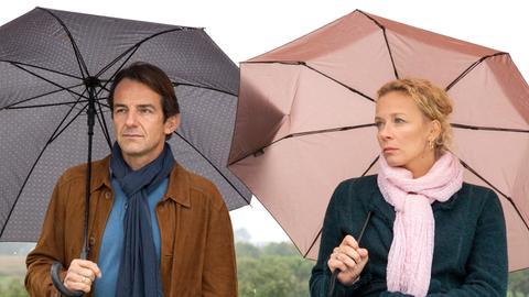 Ist es doch noch Liebe zwischen Franziska (Katja Riemann) und ihrem Ex Andreas (Hans-Werner Meyer)?