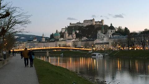 Salzburg – eine Reise in die romantische Mozartstadt
