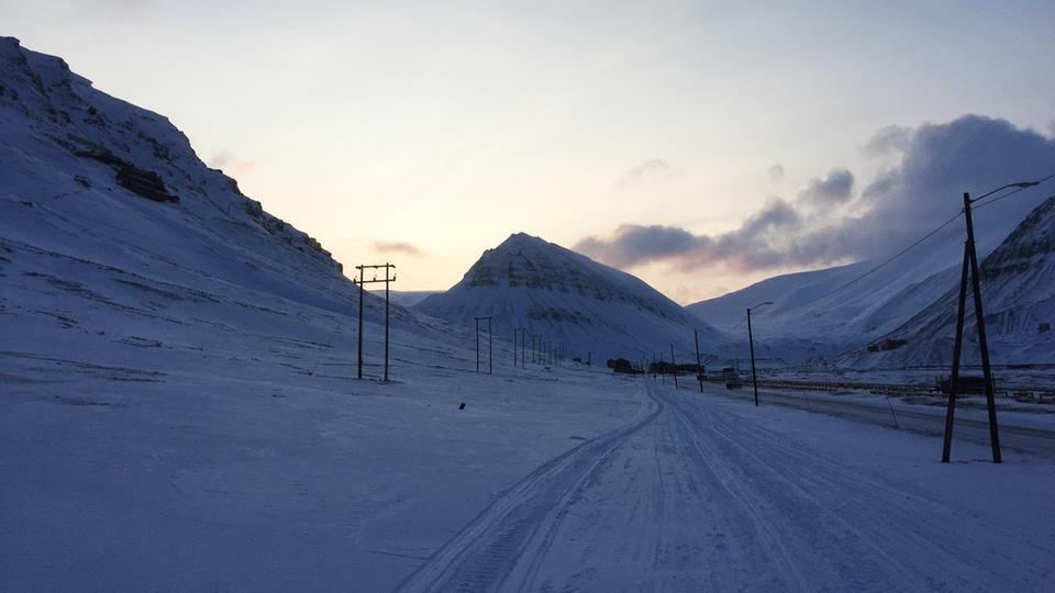 Spitzbergen - Leben in Europas Kühlschrank