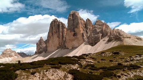 Faszination Berge: Im Banne der Drei Zinnen (1) - Faszinierende Bergtouren in den Sextener Dolomiten