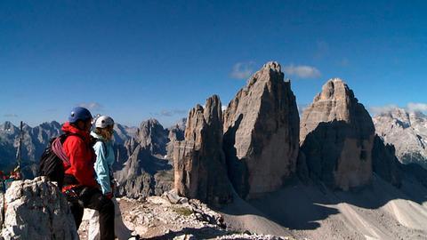 Faszination Berge: Im Banne der Drei Zinnen (2) - Der Paternkofel – Klettersteig mit Geschichte