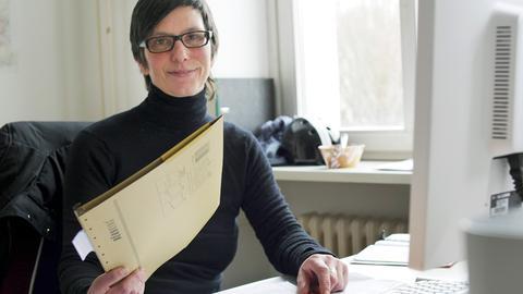 Kerstin Bauer, Kinderschutzteam Jugendamt Berlin Mitte.