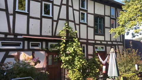 Die Wohnoase der Familie Bauer/Herrmann.