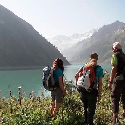 Alpine Traumziele: Zugspitze, Tiroler Alpen und Kitzsteinhorn