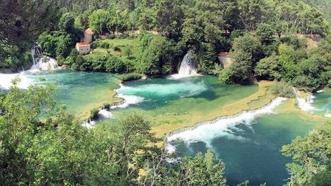 Dalmatien ahoi! Eine Seefahrt nach Split, Brac und Hvar
