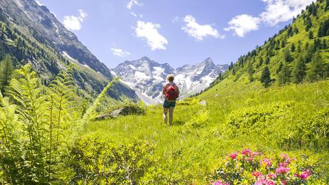 Vom Zillertal ins Ahrntal - Schmuggler, Senner und Bergsteiger