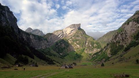 Im Alpsteinmassiv.
