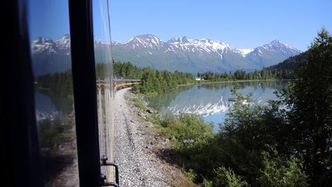 Alaska – Mit dem Zug durch die Wildnis