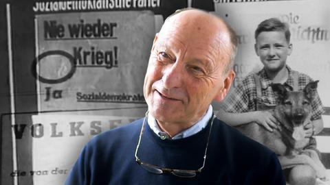 """Protagonist aus dem Film """"Endlich frei! 75 Jahre Demokratie in Hessen"""""""