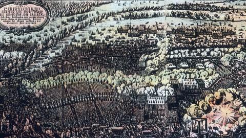 Die Schlacht bei Lützen war eine der Hauptschlachten des Dreißigjährigen Krieges.