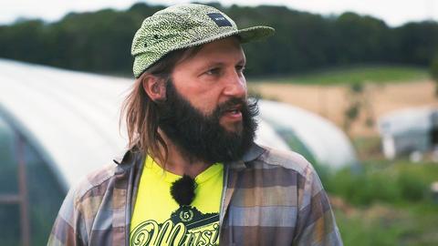 Landwirt Hubertus Nägel geht unkonventionelle Wege
