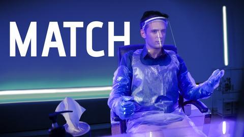 """Kontaktlos: Folge 1 """"Match"""""""