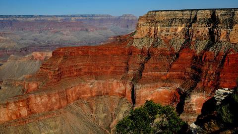 Blick auf den Grand Canyon
