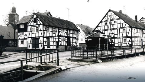 Friedhof von Rhina