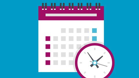 Kalender-Grafik