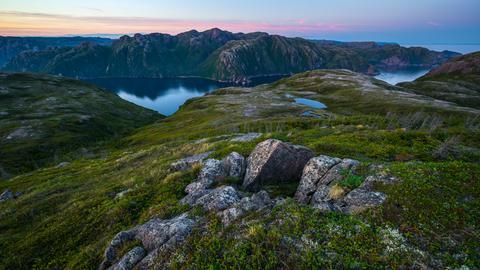 Labrador beeindruckt durch seine einzigartigen Landschaften.