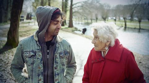 arte-re: Meine 92-jährige Mitbewohnerin