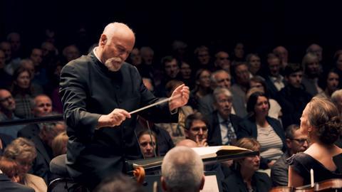 Dirigent David Zinman