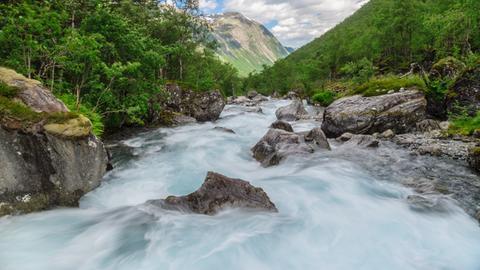 Tosender Fluss