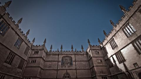 Bodleian Bibliothek der Universität Oxford