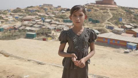 Bushra – Vertrieben aus Myanmar