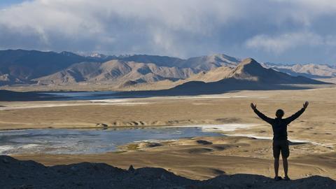 Pamir-Gebirge Tadschikistan