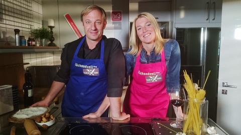 Kochduell Tanja und Tobi
