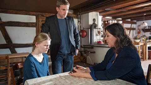 Szene aus Tatort: Rebecca