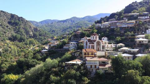 Troodos-Gebirge auf Zypern