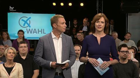 Jens Kölker und Ute Wellstein