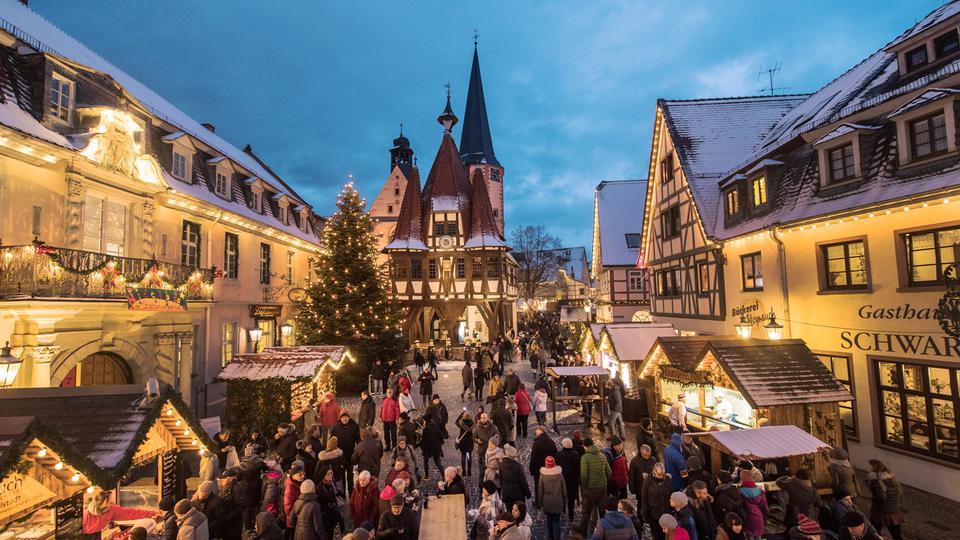 Weihnachtsmarkt Kalender 2019.Die 25 Schönsten Weihnachts Und Adventsmärkte In Hessen